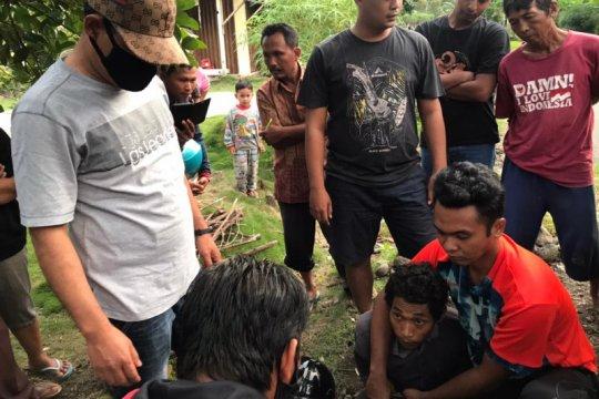 Polres Pasaman Barat tangkap tersangka diduga pengedar sabu-sabu