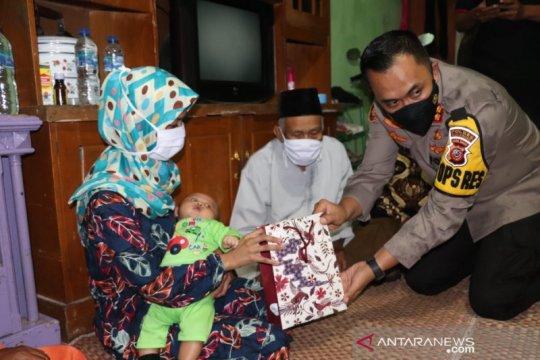Presiden Jokowi sampaikan pesan untuk keluarga teroris di Sukabumi