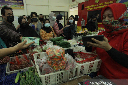 Harga cabai di Jakarta merangkak naik pada Kamis