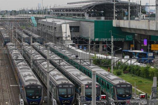 Pembebasan lahan MRT koridor Kota-Ancol Barat capai Rp1,5 triliun