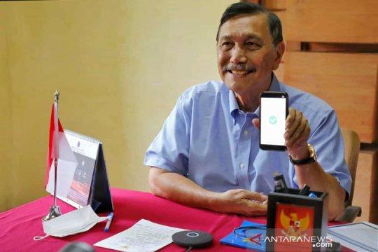 "Luhut dorong belanja produk dalam negeri dalam ""UKM Jabar Paten"""