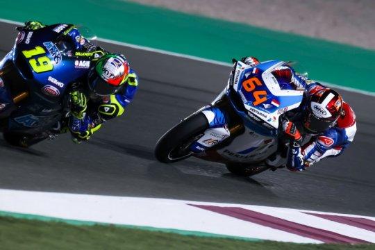 Duet tim Pertamina Mandalika SAG klaim P15 dan P21 kualifikasi GP Doha