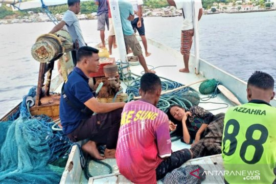 KM Empat Bersaudara tenggelam di Pulau Ende, 24 penumpang selamat