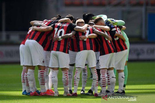 Liga Italia : AC Milan vs Sampdoria