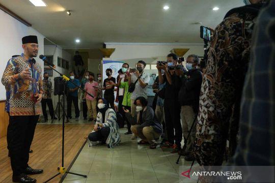 AHY temui Ketua Umum PP Muhammadiyah
