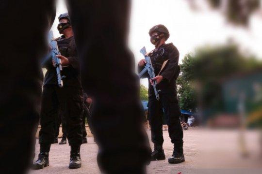 Kepala Polrestabes Makassar pantau pengamanan gereja Minggu Paskah