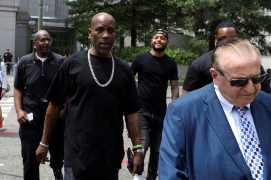 Rapper DMX dikabarkan kritis di rumah sakit New York