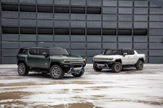 Hummer EV 2024 resmi diperkenalkan