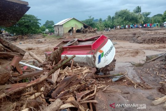 BNPB: Banjir bandang Flores Timur sudah sebabkan 23 orang meninggal