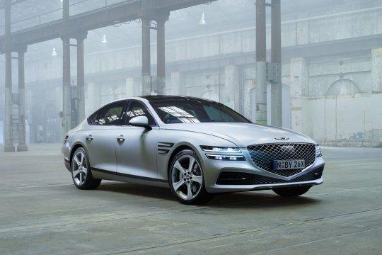 Genesis luncurkan dua kendaraan kelas atas di pasar China