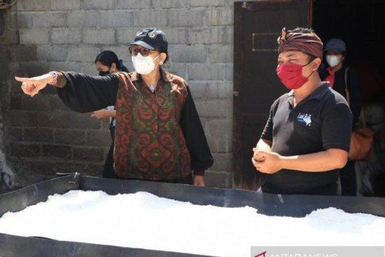 Produk garam berkualitas Bali didorong untuk pasar lokal