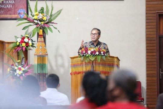 Wali kota Makassar kuatkan umat Kristiani pascateror bom