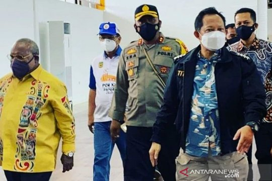 Mendagri: Kalau Gubernur Papua minta izin berobat, pasti saya izinkan
