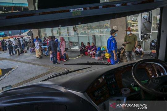 Polisi gelar Operasi Keselamatan Jaya sosialisasikan larangan mudik