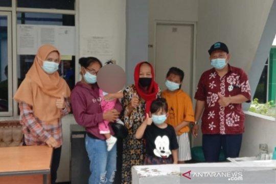 Cerita Nurul, balita dideportasi kembali berkumpul dengan keluarga