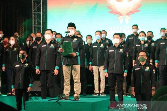 Cak Imin minta Garda Bangsa rangkul milenial