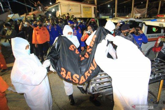 Evakuasi ABK Barokah Jaya