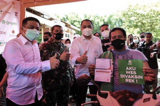 Pemkot Surabaya fasilitasi pihak sediakan tempat vaksinasi COVID-19