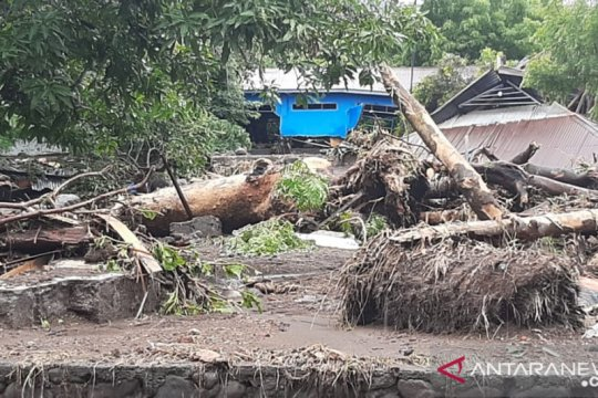 Bupati Lembata tetapkan status tanggap darurat bencana hingga 17 April
