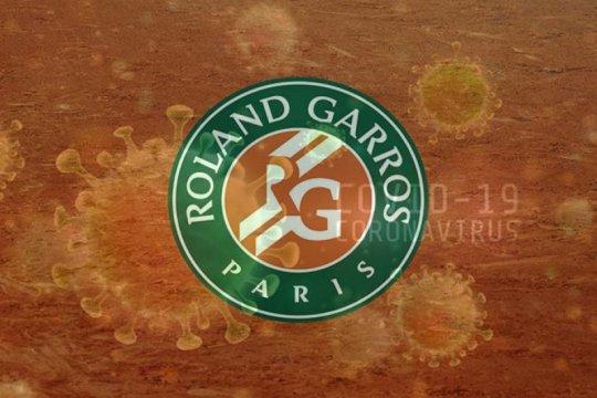 French Open ditunda beberapa hari
