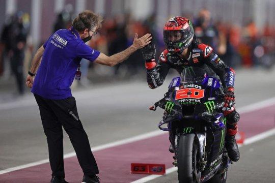 Quartararo curi kemenangan di Grand Prix Doha, Zarco puncaki klasemen
