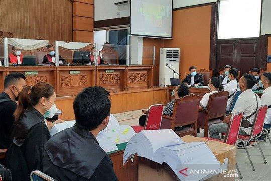 Sidang pembacaan tuntutan kasus kebakaran gedung Kejagung ditunda