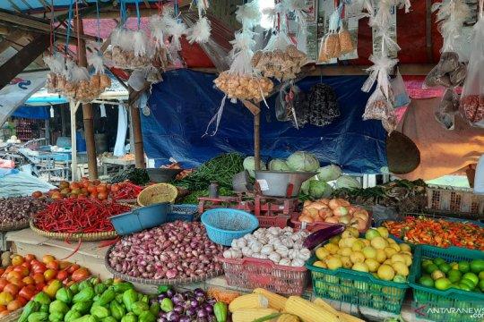 Jelang puasa, harga sejumlah kebutuhan pokok di Tangerang turun