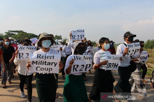 Oposisi kritik pertemuan Dubes Malaysia dengan junta Myanmar