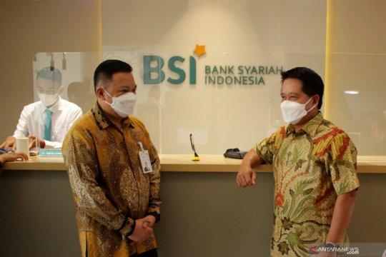 BSI gandeng Bukalapak dorong digitalisasi penjualan UMKM