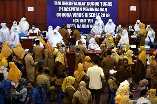 Pemerintah Aceh efektifkan PPKM mikro tekan penyebaran COVID-19