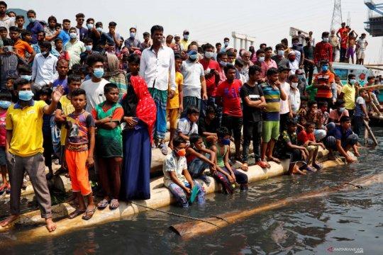 Korban jiwa kecelakaan feri Bangladesh bertambah jadi 26