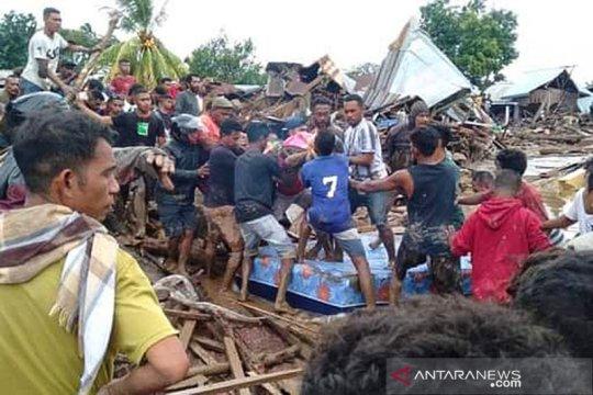 Korban meninggal bencana di NTT jadi 177 orang