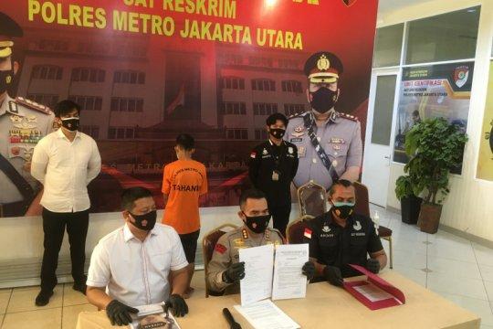Kasus kekerasan seksual kakek tiri terhadap cucunya di Jakut terungkap