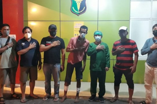 Polisi tembak dua tersangka buron pelaku curanmor di Medan