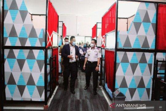 Bandara Tjilik Riwut Palangka Raya dilengkapi fasilitas menginap