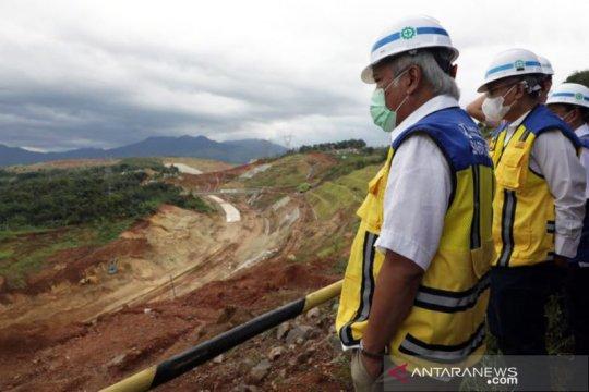 Menteri PUPR targetkan konstruksi Tol Cisumdawu tuntas akhir tahun ini