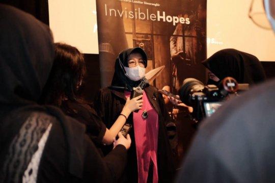 Kisahkan wanita hamil di penjara, KemenPPPA apresiasi Invisible Hopes