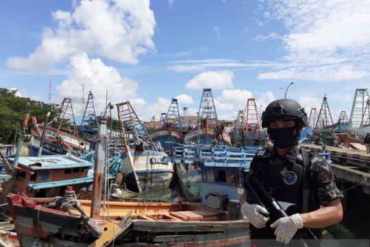 100 hari kinerja Menteri Trenggono, 67 kapal ikan ilegal ditangkap