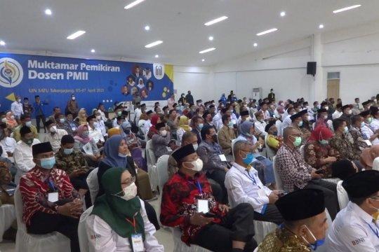 Ratusan dosen PMII hadiri Muktamar Pemikiran di UIN Tulungagung