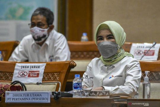 RDP Pertamina dengan Komisi VII DPR
