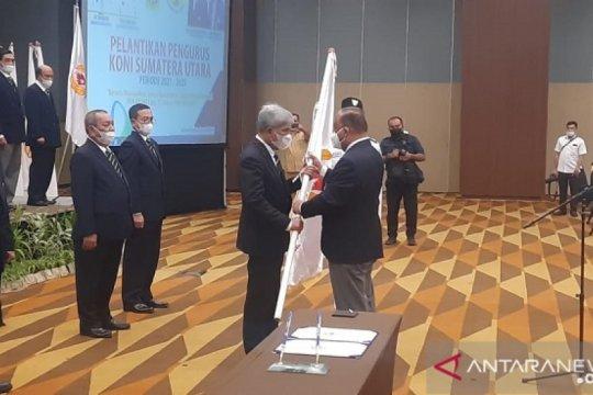 KONI Sumatera Utara targetkan tri sukses pada PON 2024
