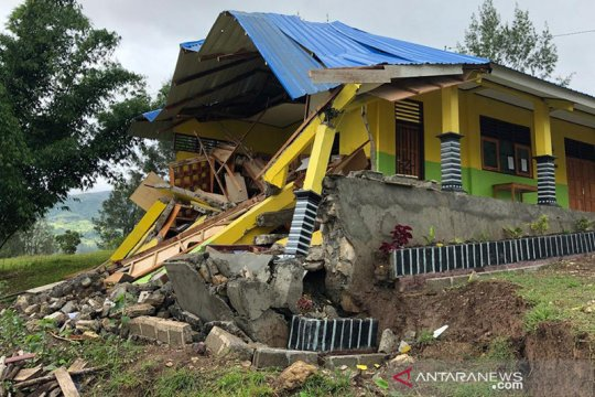 BMKG ingatkan sejumlah wilayah berpotensi terkena dampak hujan lebat