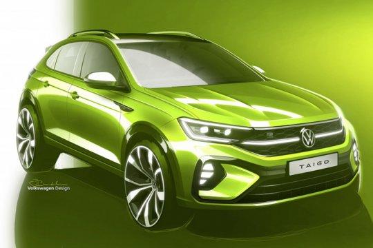 Volkswagen kenalkan SUV Taigo untuk Eropa