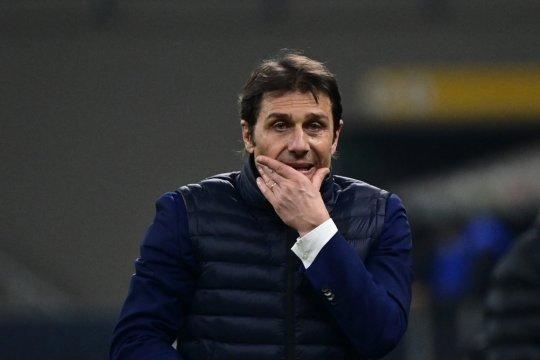 Inter siap perpanjang kontrak Antonio Conte