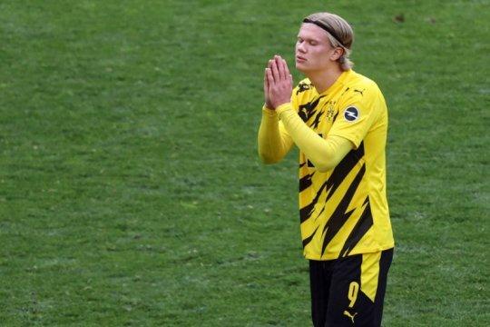Dortmund tolak tawaran tukar tambah Haaland dari Chelsea