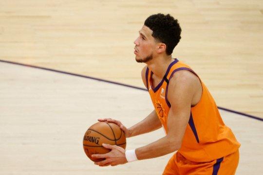 Booker antar Suns catat kemenangan keenam berturut-turut