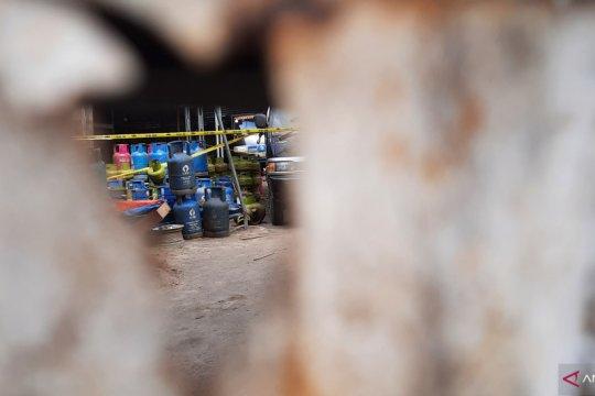Bareskrim Polri tangkap dua pengoplos gas bersubsidi di Meruya Utara