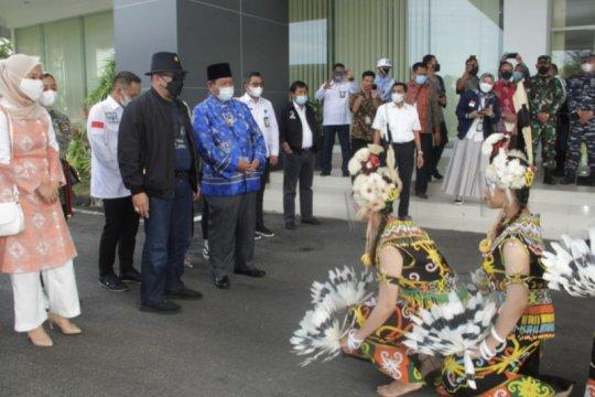 Ketua DPD RI berharap kekayaan budaya Kalimantan jadi simbol IKN baru