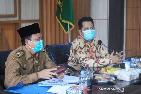 KPK minta Pemprov Bengkulu revitalisasi tata kelola Samsat
