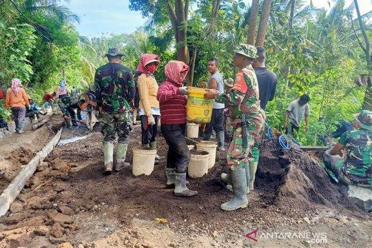 TNI Masuk Desa tuntaskan tugas negara meski dalam belenggu COVID-19